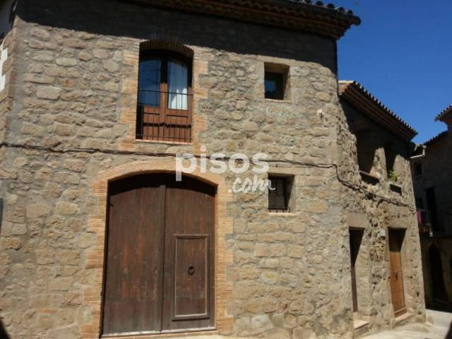 Casa pareada en alquiler en Poble, Casserres por 400 € /mes