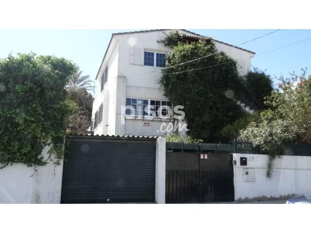 Casa en venta en calle doctor vicente navarro marco en - Casas en tafira ...
