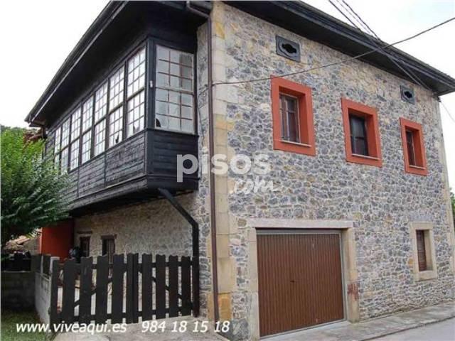 Casa en venta en oriente pilo a en villamayor pilo a - Casa tradicional asturiana ...