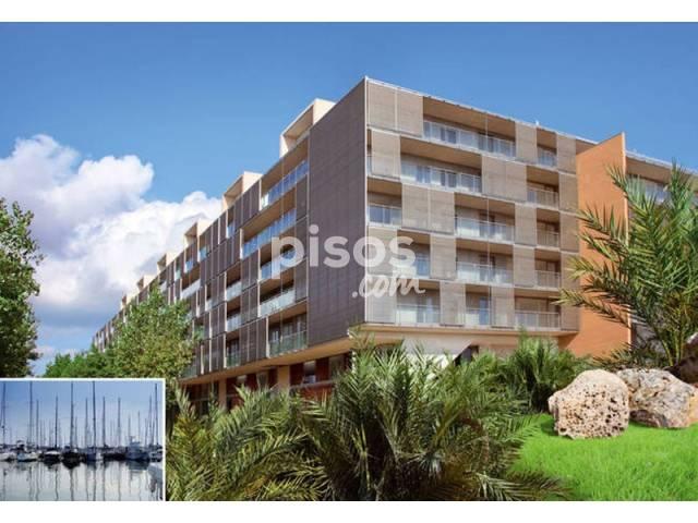 Pisos sobre El Puerto Deportivo, Avda. Maresme 145. Eixample (Mataró)