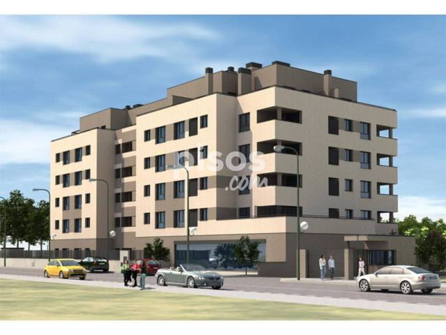 Residencial manzana 14 en vivero hospital universidad por for Vivero fuenlabrada