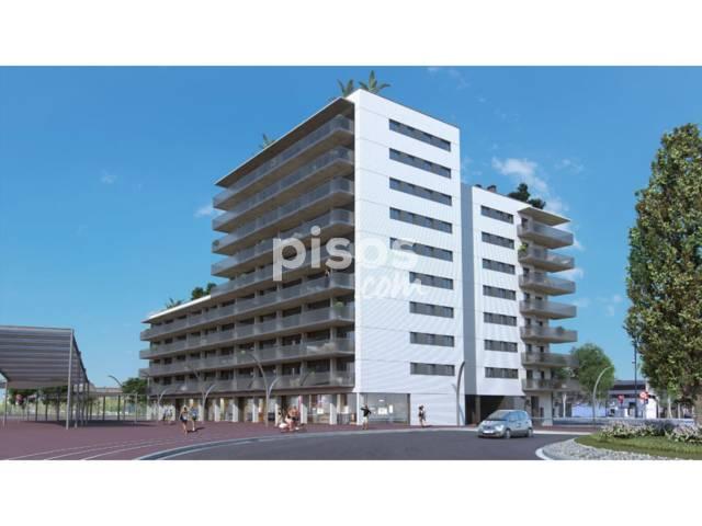 Residencial Nou Vent, C/ d' Antoni Bori 86. Gorg-Progrés-Raval-Can Claris (Badalona)