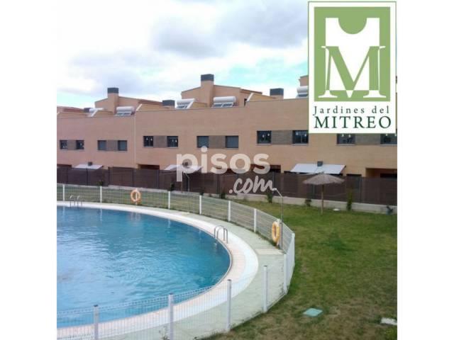 Jardines del Mitreo 3ª Fase, C/ Guillermo Soto 29. Mérida