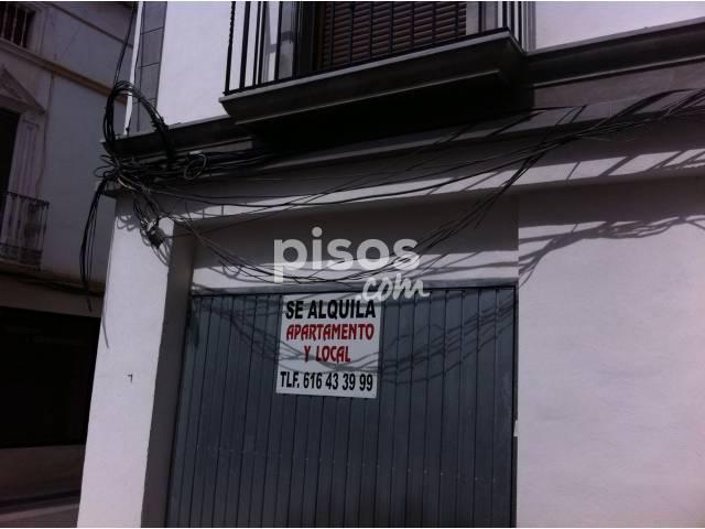 Local comercial en alquiler en avenida la almona n 1 en for Pisos alquiler montilla
