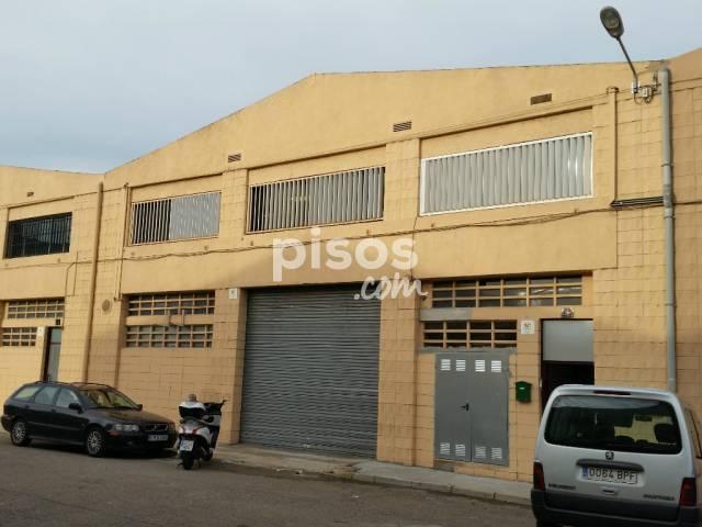 Nave industrial en alquiler en calle Llobregat, Ripollet por 1.625 € /mes