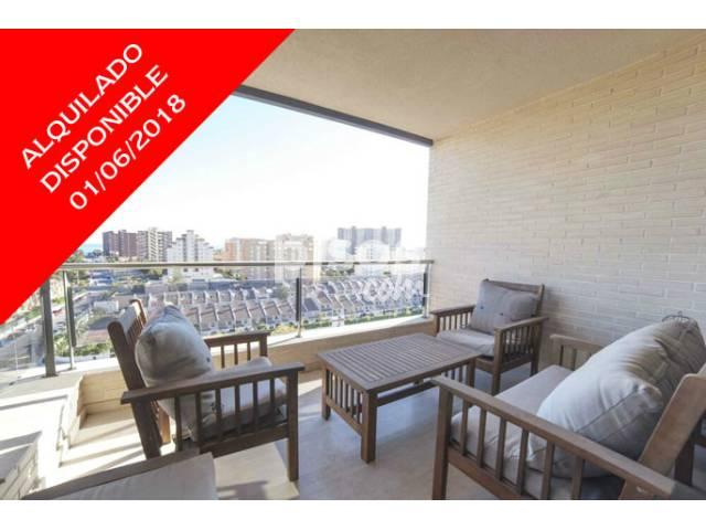 Piso en alquiler en residencial cabo mayor en playa de san juan por 850 mes - Pisos en san juan de alicante ...