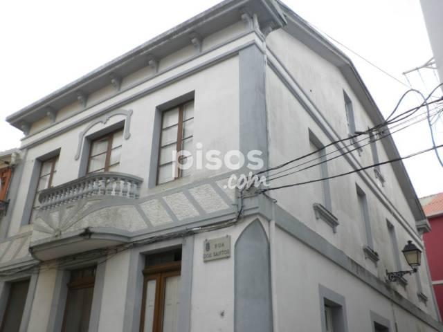 Casa adosada en venta en Avenida Santos, nº 34, Cariño por 49.000 €