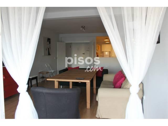 Piso en alquiler en avenida reina mercedes n 23 en la for Pisos para alquilar en sevilla particulares