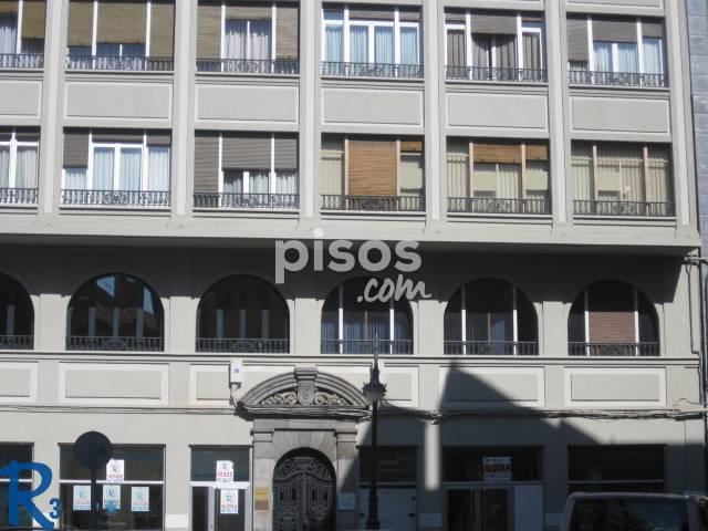 Piso en venta en calle suero de qui ones en centro por - Pisos en venta en leon capital ...