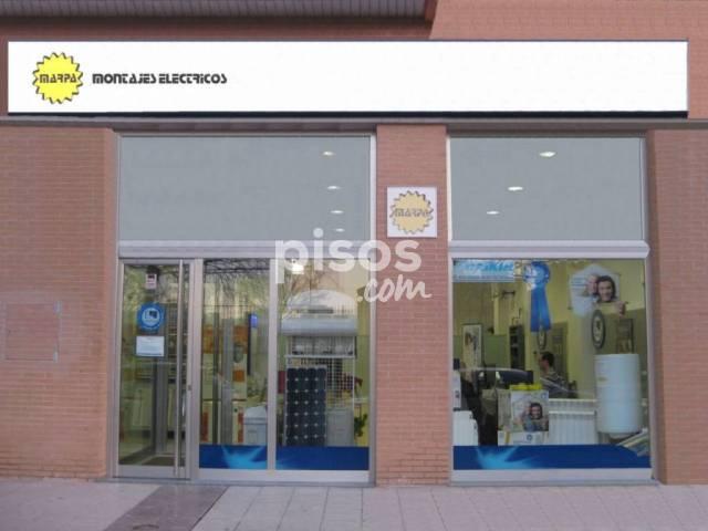 Local comercial en alquiler en avenida maria auxiliadora for Alquiler pisos badajoz capital