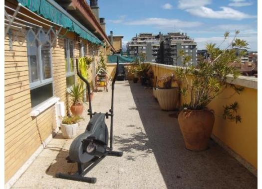 Ático en alquiler en  Huesca