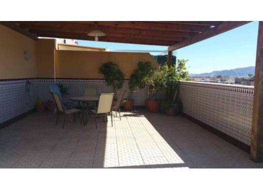 Ático en alquiler en  Murcia