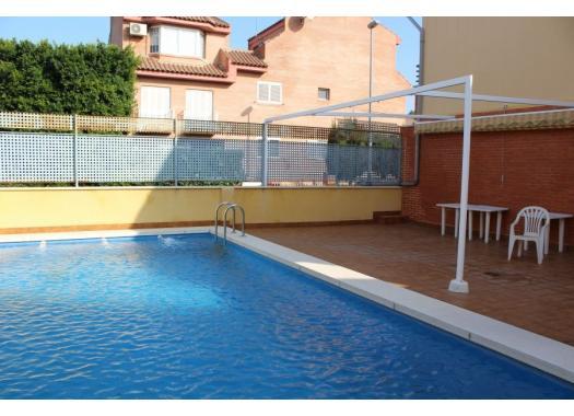 Chalet en alquiler en  Murcia