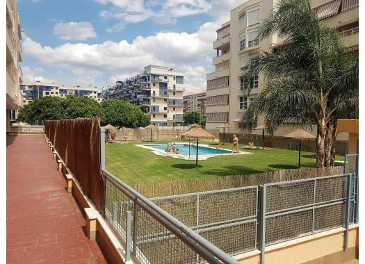 Ático en alquiler en  Málaga