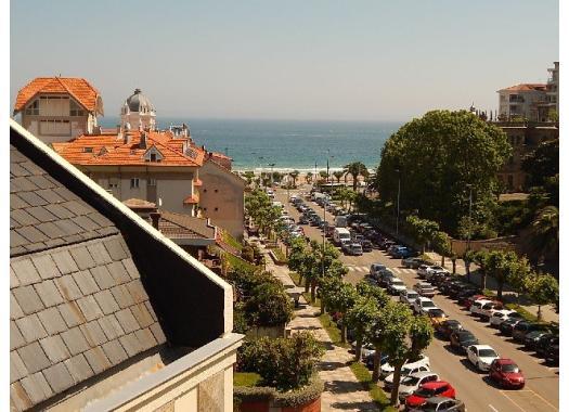 Ático en alquiler en  Santander