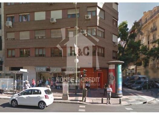 Piso en alquiler en madrid capital recoletos for Alquiler oficinas madrid capital