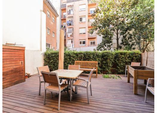 Chalet en alquiler en  Barcelona