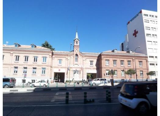 Piso en alquiler en madrid capital vallehermoso for Alquiler oficinas madrid capital