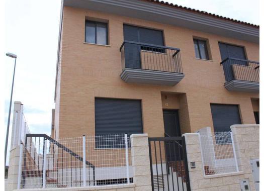 Urbanizaci n casa blanca en requena no disponible for Pisos en utiel