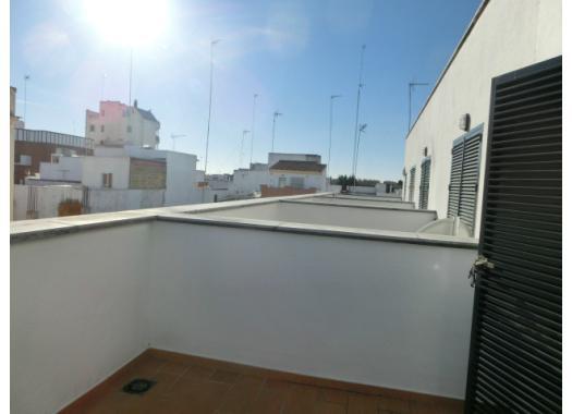 Ático en alquiler en  Sevilla