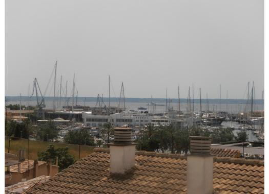 Ático en alquiler en  Palma de Mallorca