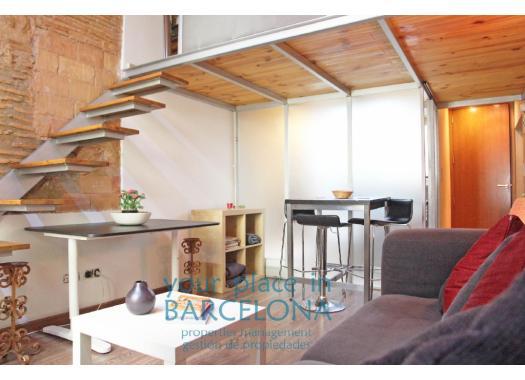 Estudio en alquiler en  Barcelona