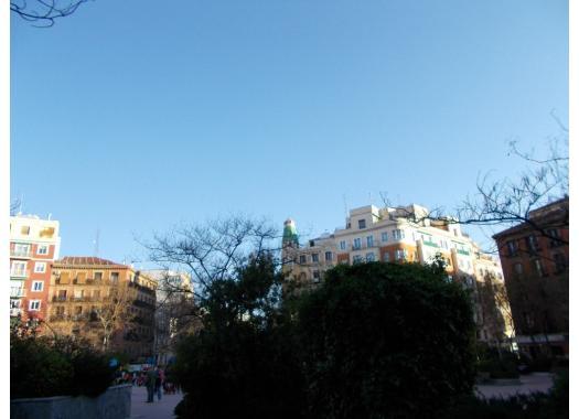 Piso en alquiler en madrid capital cuatro caminos for Alquiler pisos madrid capital