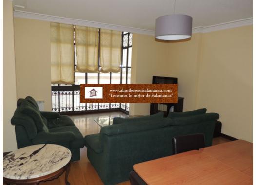 Apartamento en alquiler en  Salamanca