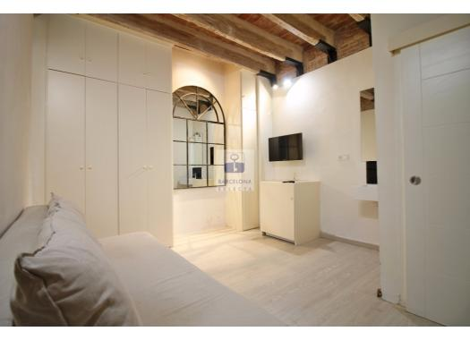 Estudio en alquiler en Barcelona capital El Gu00f2tic