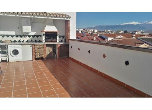 Ático en alquiler en  Granada