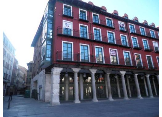 Piso en alquiler en  Valladolid