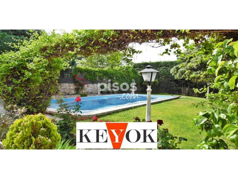 Casa unifamiliar en venta en calle isaac alb niz en hoyo - Venta de casas en hoyo de manzanares ...
