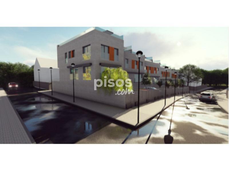 Residencial cima de acanto en valdezarza for Pisos en valdezarza