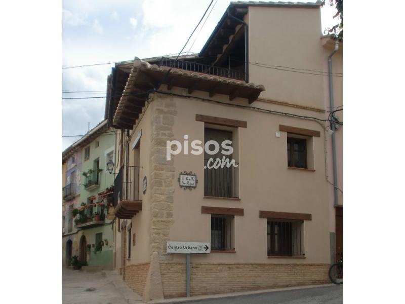 Casa r stica en alquiler en rafales for Pisos alquiler andorra teruel