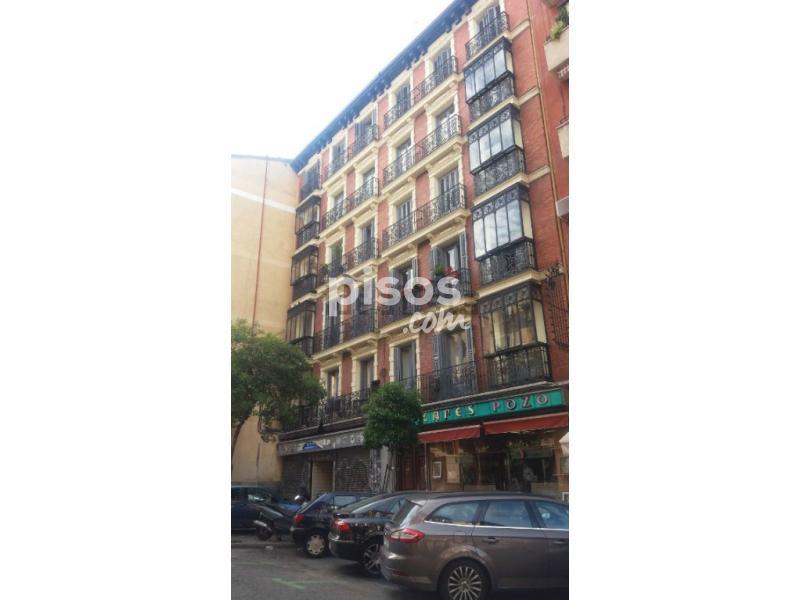 6471 Pisos y habitaciones de alquiler en Madrid Capital