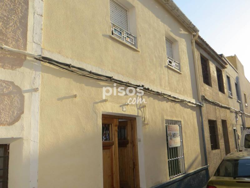 Casa en venta en calle plantonar en hell n por - Casas en hellin ...