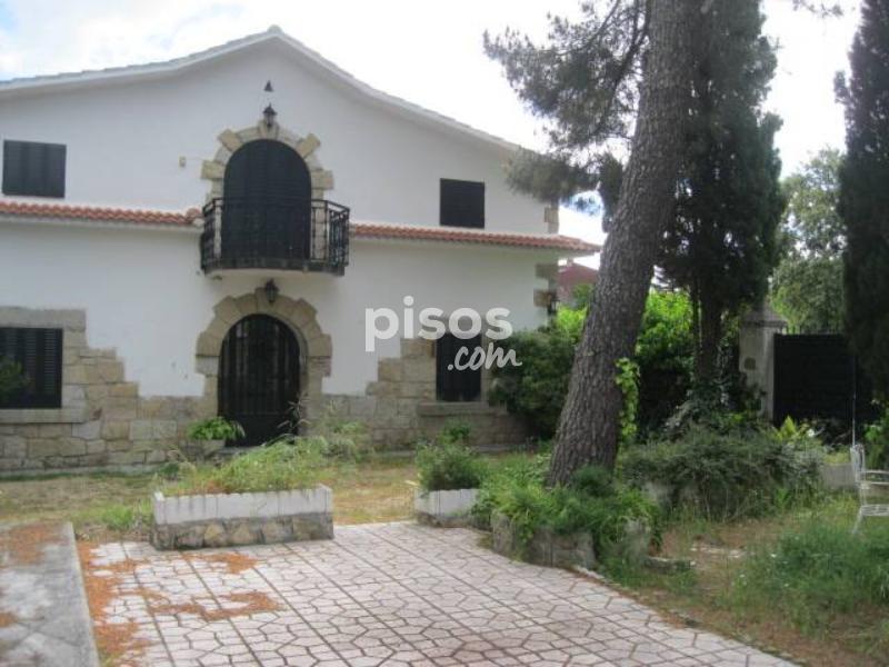 Casa en venta en calle manzanares el real en moralzarzal - Casas en manzanares el real ...