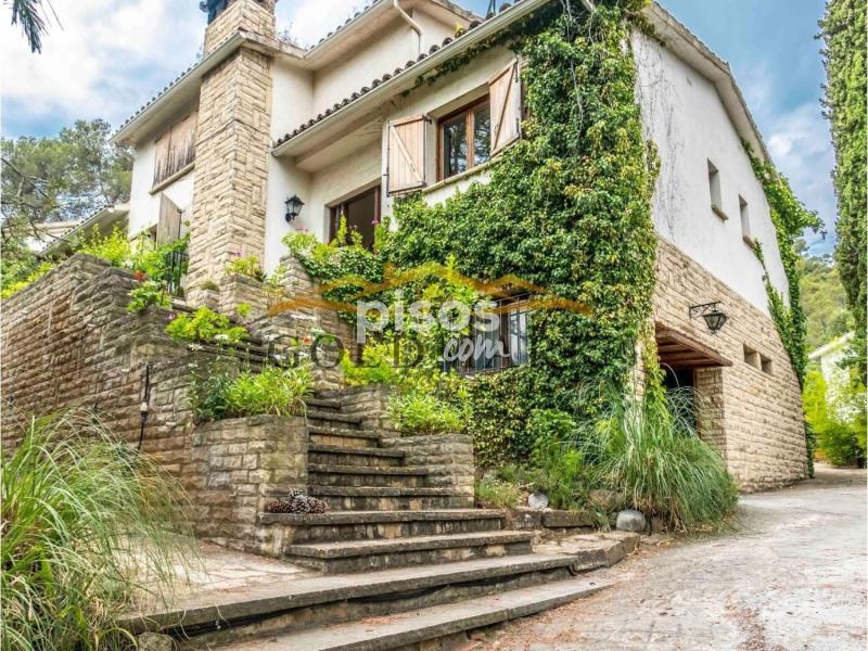 Casa en venta en camino salut en valldoreix por - Casas en valldoreix ...