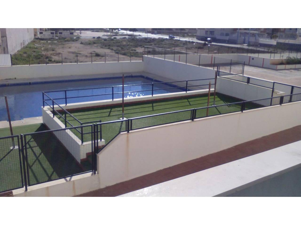 Inmobiliarias Inmobituning Piso En Venta En Urbanizaci N  # Muebles Roquetas De Mar