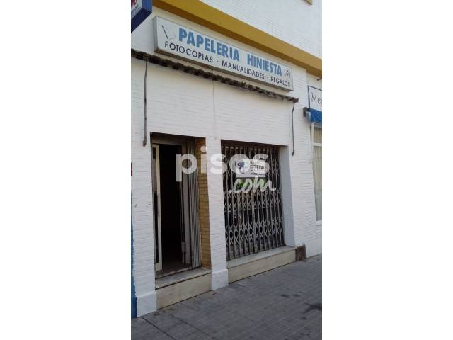 Local comercial en venta en Calle San Hermenegildo, San José-San Carlos-Fontanal (Distrito San Pablo-Santa Justa. Sevilla Capital) por 46.000 €