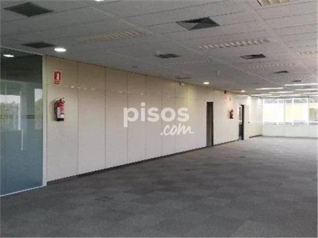 Oficina en alquiler en San Fernando de Henares - Montserrat - Parque Empresarial, Zona Industrial (San Fernando de Henares) por 1.870 €/mes