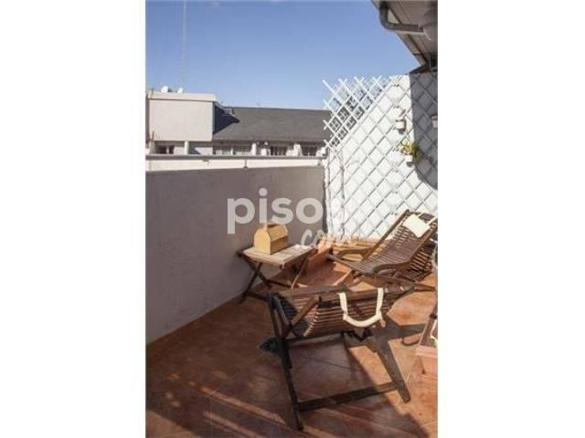 Ático en venta en Camins Al Grau - Aiora, Aiora (Distrito Camins al Grau. València Capital) por 280.000 €