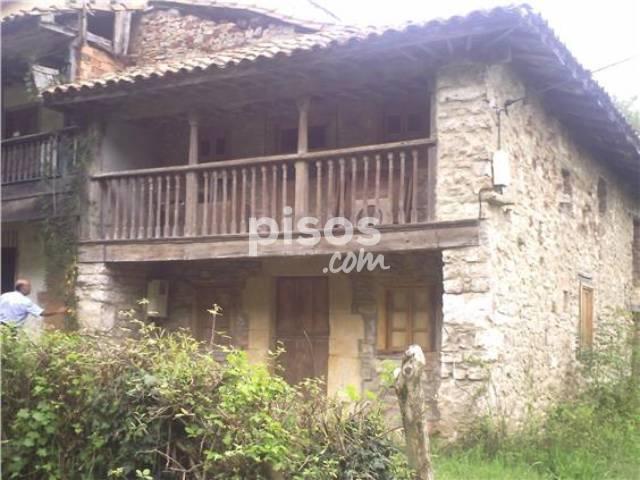 Casa en venta en casa tradicional asturiana rehabilitada - Casa tradicional asturiana ...