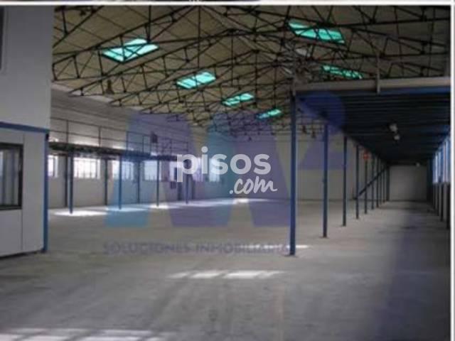 Nave industrial en alquiler en Fuenlabrada - Sudeste Industrial, Centro-Arroyo-La Fuente (Fuenlabrada) por 3.850 €/mes