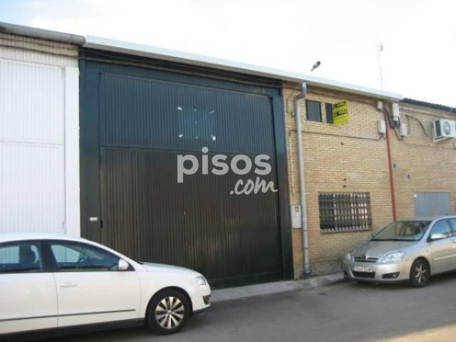 Nave industrial en alquiler en Torreblanca, Palmete (Distrito Cerro Amate. Sevilla Capital) por 500 €/mes