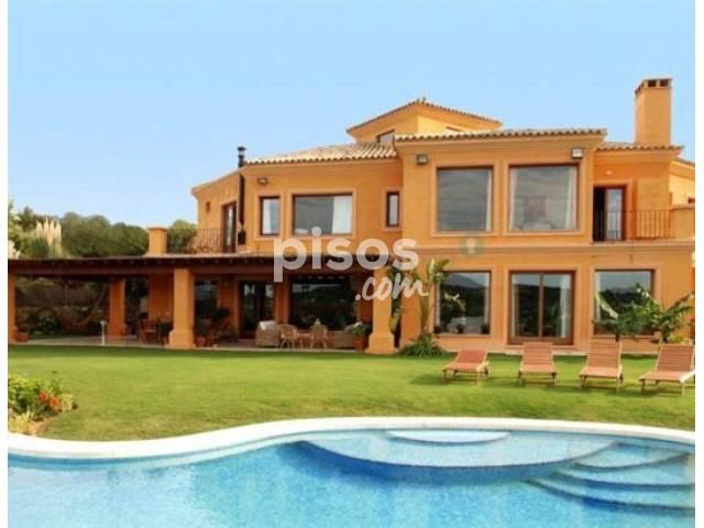 casa en venta en sotogrande alto