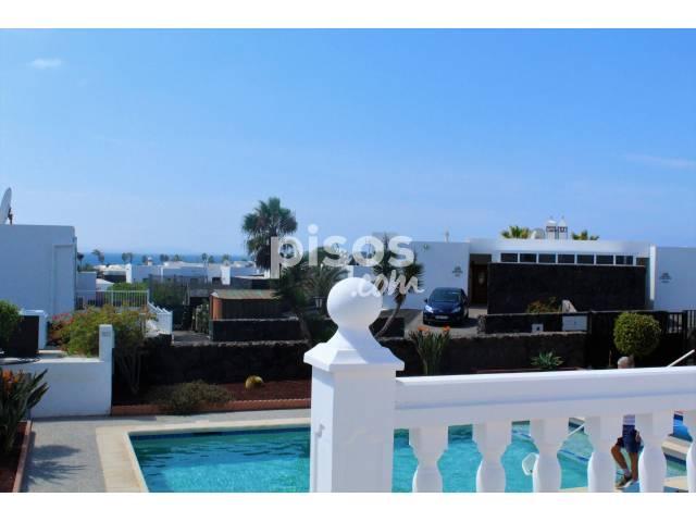 ff2e972304db9 Chalet en venta en Lanzarote-Yaiza en Playa Blanca (Yaiza) por 410.000 €