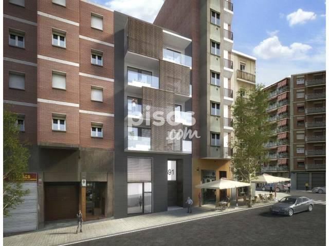 Piso en venta en Castillejos Junto Hospital de Sant Pau, El Baix Guinardó (Distrito Horta-Guinardó. Barcelona Capital) por 390.000 €
