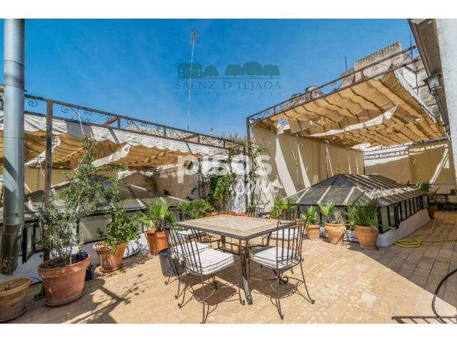 Casa en alquiler en Plaza Venerables, Santa Cruz (Distrito Casco Antiguo. Sevilla Capital) por 5.000 €/mes