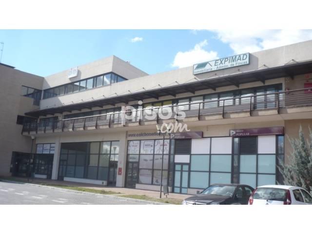 Oficina en alquiler en Európolis, Európolis-Montecillo-Navalcarbón (Las Rozas de Madrid) por 2.230 €/mes